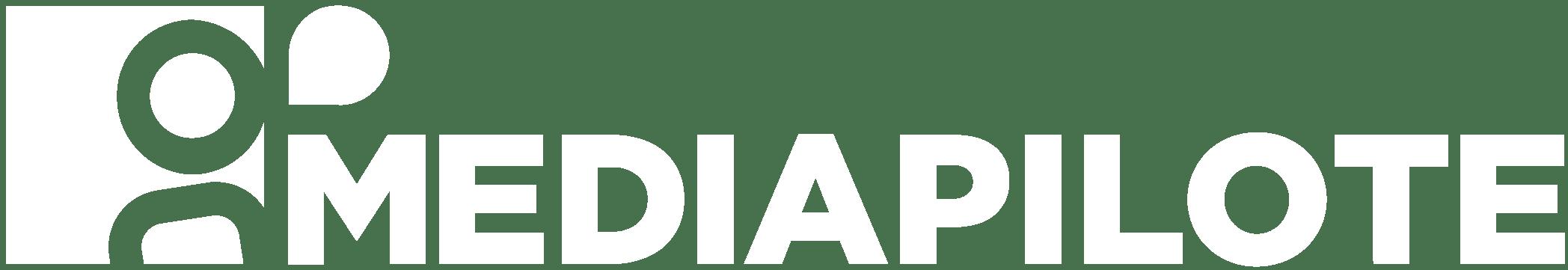 Logo Médiapilote, réalisateur du site